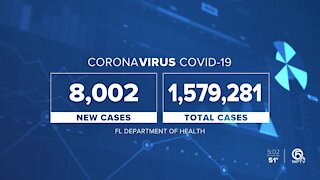 It's been 1 year since the 1st case of coronavirus was reported in the U.S.
