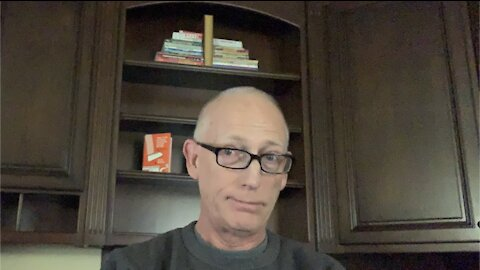 """Episode 1297 Scott Adams: Bombing Syria, The Obesity-Virus Pandemic, How Not to """"Log Off"""" on Zoom"""