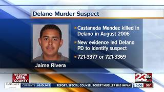 Delano police identify suspect in 2006 cold case - Video