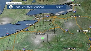 7 First Alert Forecast 0805 5pm