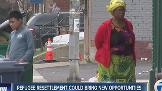 Refugee resettlement could bring new opportunities to Niagara Falls - Video