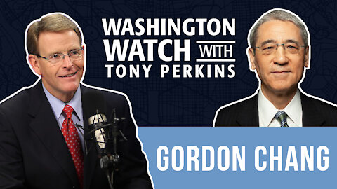 Gordon Chang Believes the Canadian Parliament is Forcing Biden's Hand on Uyghur Genocide