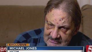 McMinnville Man Beaten With His Own Oxygen Tank During Home Invasion - Video