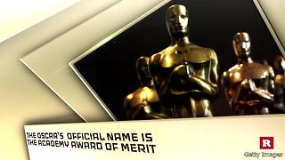 7 Award Winning Facts About The Oscars | Rare People - Video
