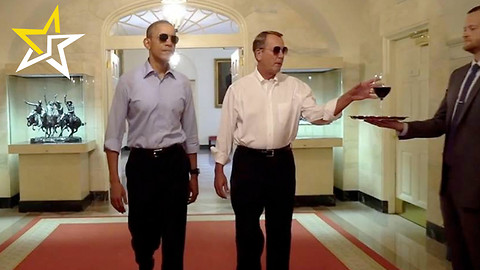 President Obama Releases Spoof Retirement Video From the Whitehouse
