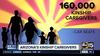 Program looking to help Arizona kinship caregivers - Video