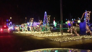 Illumination AZ! Arizona's longest and brightest holiday light display - ABC15 Digital - Video