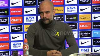 Guardiola: I would not have made it into this Man City team - Video