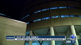 Jefferson County begins releasing inmates early as budget cuts reduce jail capacity