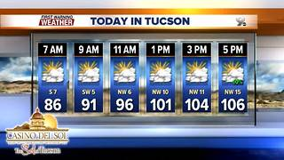 First Warning Weather Thursday July 26, 2018