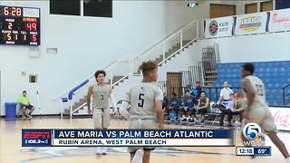Ave Maria vs Palm Beach Atlantic