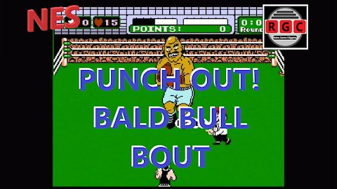 Punch Out - Bald Bull Fight