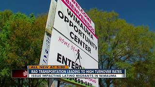 Fired because you can't get to work: Nonprofit working to offer bus service solution
