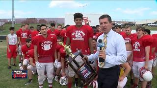 Week 1 team of the week: St. Francis Mariners - Video