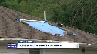 Will insurance pay for tornado losses in Hamburg? - Video