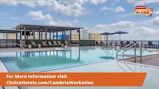 Cambria Hotels | Morning Blend