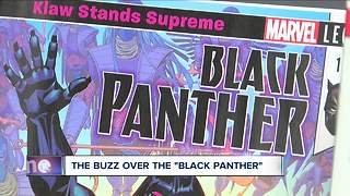 Black Panther creating buzz in Buffalo - Video