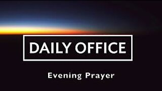 Evening Prayer