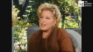 Video Surfaces of Bette Midler Accusing Geraldo Rivera of Groping
