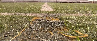 Clark County School District takes step to replace artificial turf fields