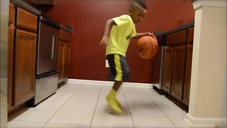 Four-Year-Old Basketball Phenom Enzo Lee Is Destined For Greatness - Video
