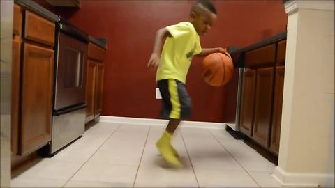 4-year-old basketball phenom Enzo Lee destined for greatness
