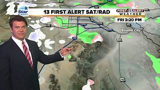 13 First Alert Weather for Friday evening