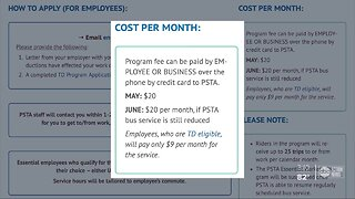 PSTA launches Essential Workers Program
