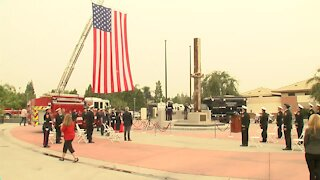 Bakersfield Fire Department 9/11 Ceremony