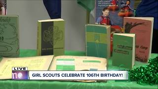 Girl Scouts of WNY celebrating 106th birthday of the organization - Video