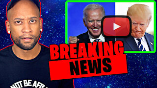 Youtube BANS Election Fraud Videos!