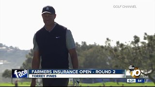Farmers Insurance Open - Round 2