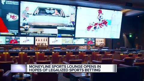 MGM Grand Detroit rolls out 'MoneyLine Sports Lounge""