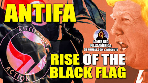 Antifa & The Rise Of The Black Flag (2020 Documentary)