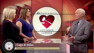 Counsel's Corner: Meet Family Law Attorneys Cage & Miles