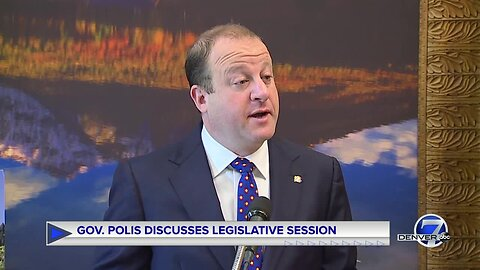 Gov. Polis discusses end of bill signing period after signing 450+ measures