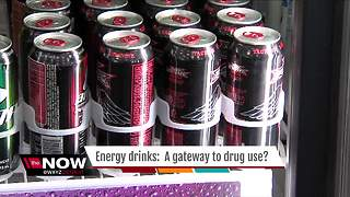 Energy drinks: A gateway to drug use? - Video