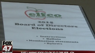 ELFCO closing in East Lansing - Video