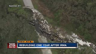 Highlands County continues to rebuild one year after Hurricane Irma