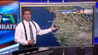 Florida's Most Accurate Forecast with Denis Phillips on Wednesday, April 4, 2018 - Video