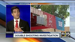 1 dead, 1 injured after shooting in Maryvale - Video