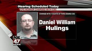 Hulings hearing today - Video