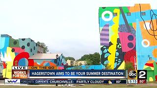Hagerstown, Maryland: A summer destination - Video