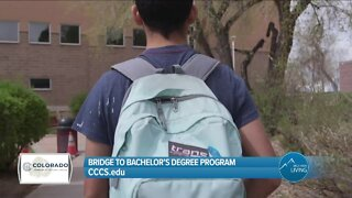 Bridge to a Bachelor's Degree with Colorado Community College System
