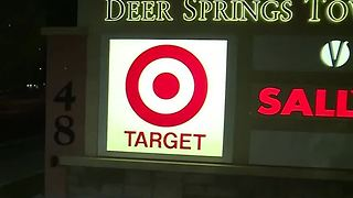 Grandfather assualted at a Target bathroom - Video