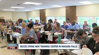 New workforce training center in the heart of Niagara Falls