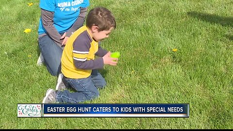 Easter egg hunt in Kuna aims to include everyone