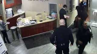 Video Captures Attack on Muslim Woman at Detroit Hospital - Video