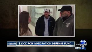 Denver creating legal defense fund for immigrants - Video