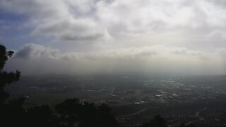 April 23, 2019 timelapse from Lookout Mountain